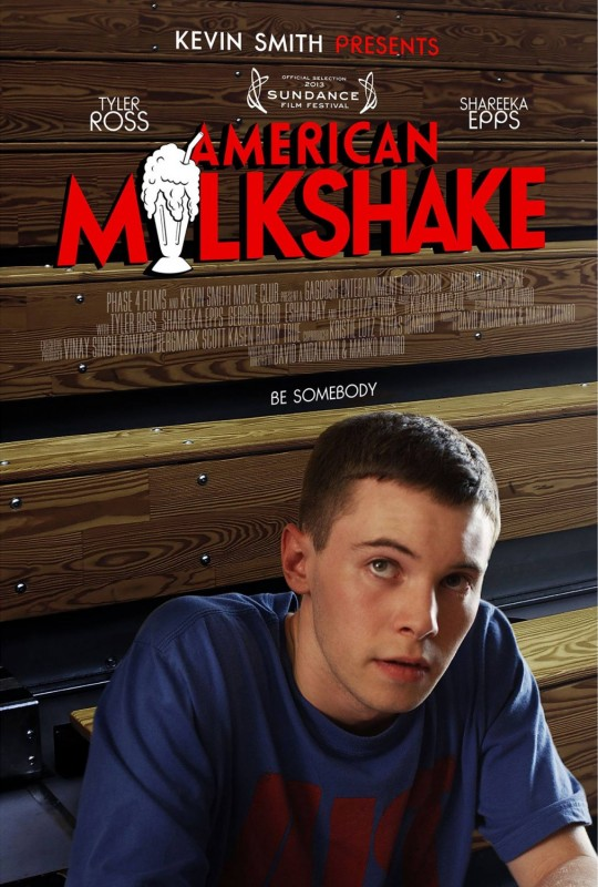 American Milkshake: la locandina del film