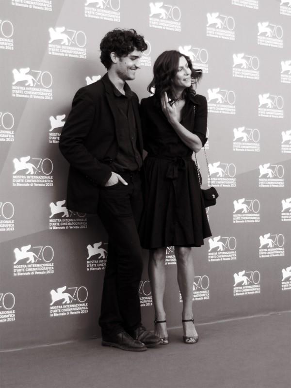 La jalousie: Louis Garrel e Anna Mouglalis presentano il film a Venezia 2013