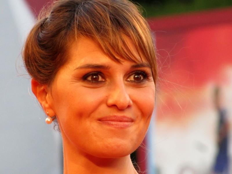 Paola Cortellesi sul red carpet di Venezia 2013