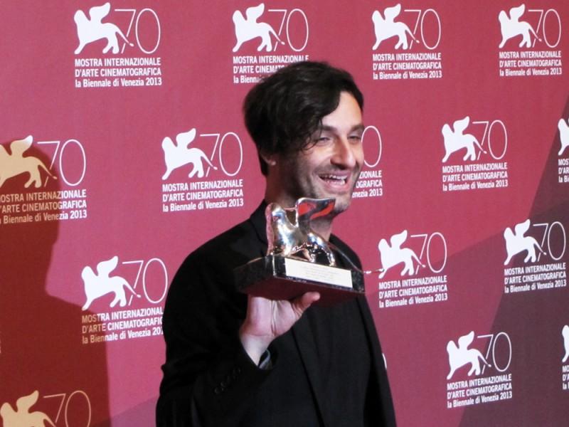 Alexandros Avranas LEONE D'ARGENTO PER LA MIGLIOR REGIA per Miss Violence, a Venezia 2013
