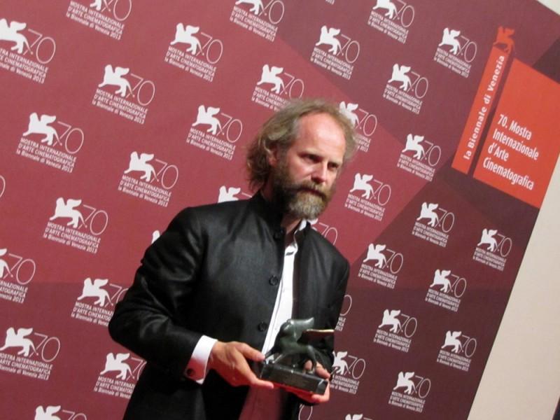 The Police Officer's Wife: il regista Philip Gröning con il Premio speciale della giuria vinto a Venezia 70