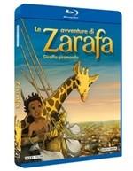 La copertina di Le avventure di Zarafa - Giraffa giramondo (blu-ray)