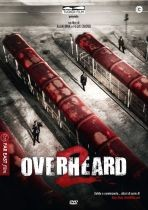 La copertina di Overheard 2 (blu-ray)