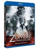 La copertina di Zombie Massacre (blu-ray)