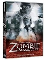 La copertina di Zombie Massacre (dvd)