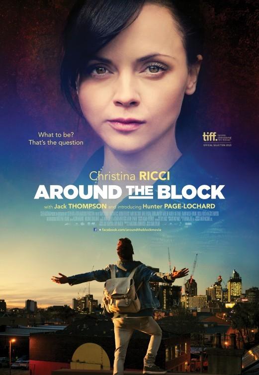 Around the Block: primo poster del film