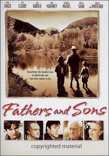 Fathers and Sons: la locandina del film