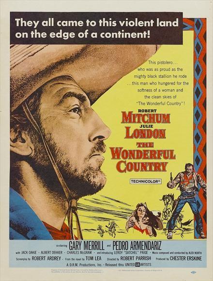 Il meraviglioso paese: la locandina del film
