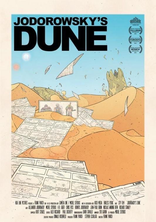 Jodorowsky's Dune: nuovo poster