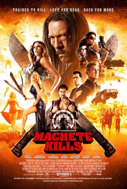 Machete Kills: final poster
