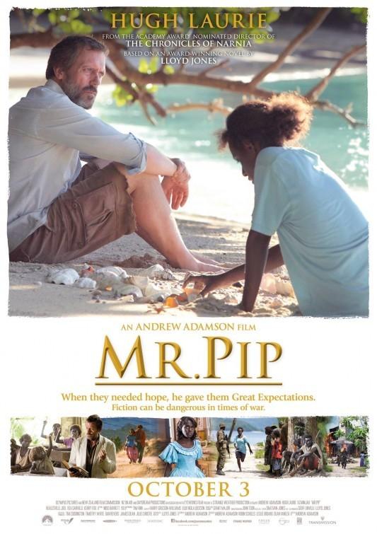 Mr. Pip: nuovo poster del film