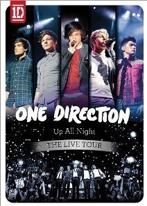 One Direction - Up All Night: The Live Tour: la locandina del film