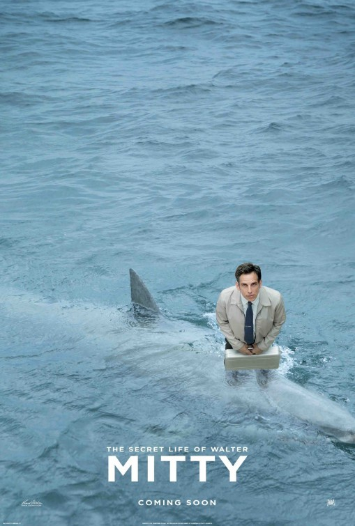 The Secret Life of Walter Mitty: nuovo poster USA 1