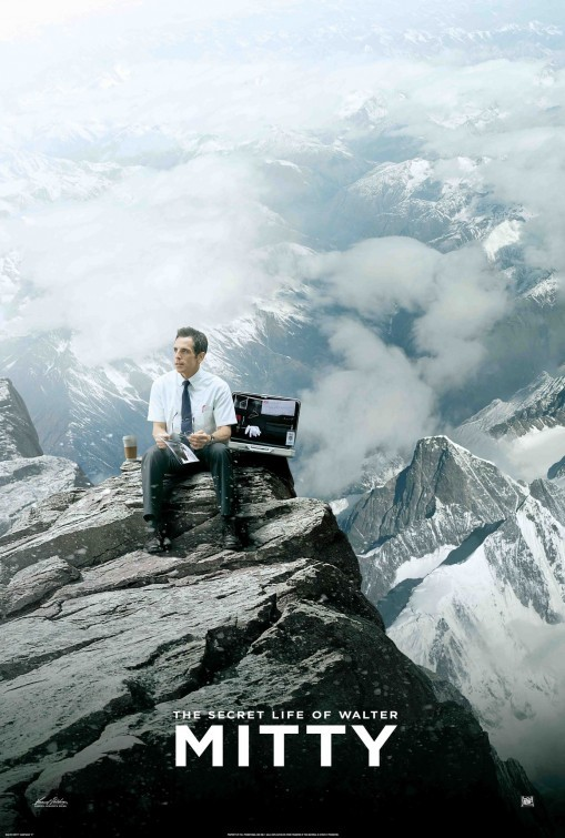 The Secret Life of Walter Mitty: nuovo poster USA 2