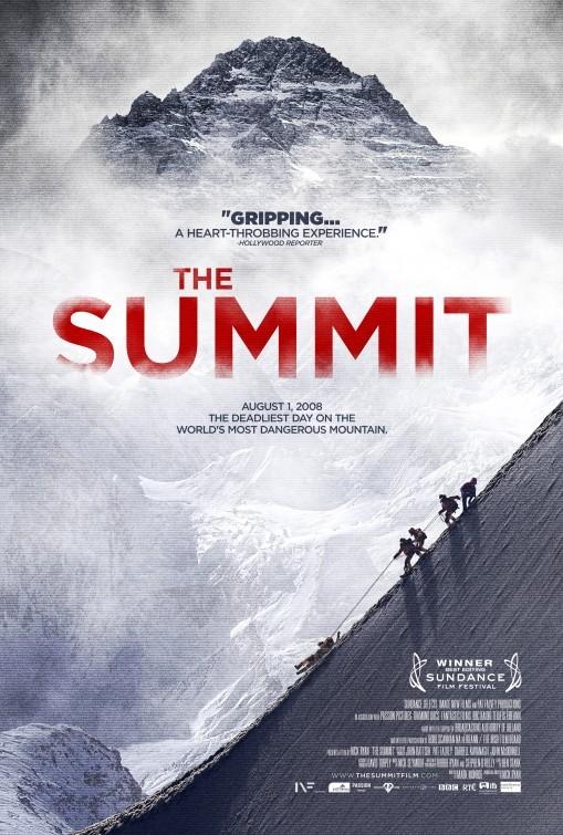 The Summit: la locandina del film