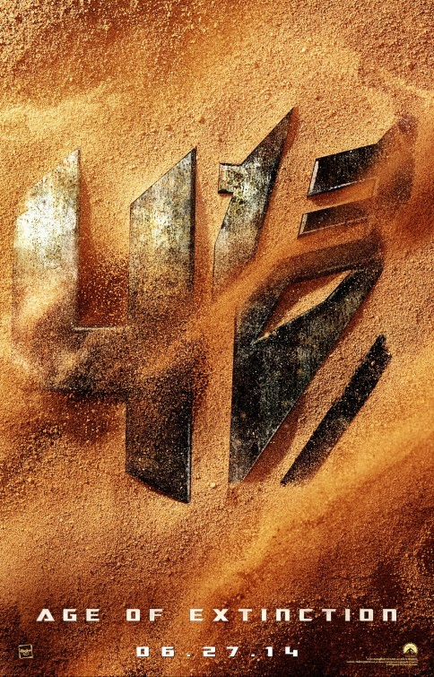 Transformers: Age of Extinction, teaser poster