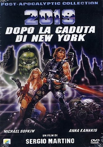 2019 - Dopo la caduta di New York: la locandina del film