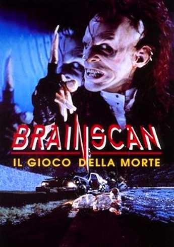 Brainscan - Il gioco della morte: la locandina del film