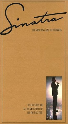 Sinatra: la locandina del film