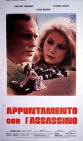 Appuntamento con l'assassino: la locandina del film