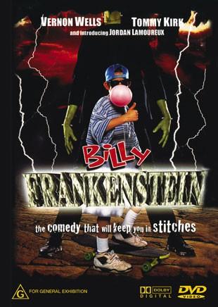 Billy Frankenstein: la locandina del film