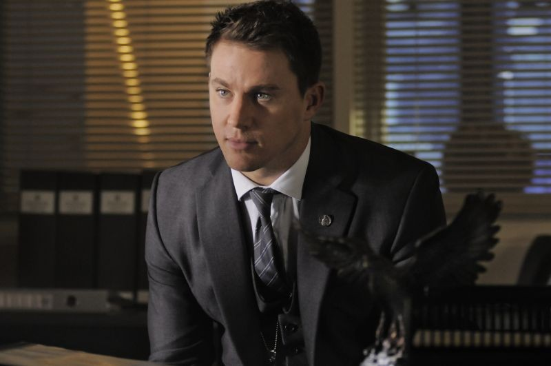 Channing Tatum in Sotto Assedio - White House Down