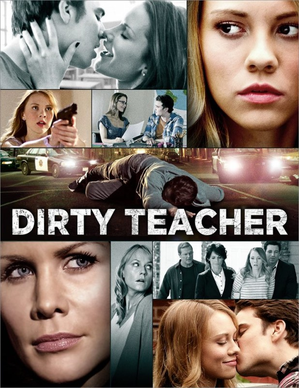 Dirty Teacher: la locandina del film