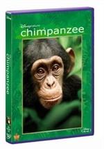 La copertina di Chimpanzee (dvd)