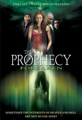 La profezia: prima della fine: la locandina del film