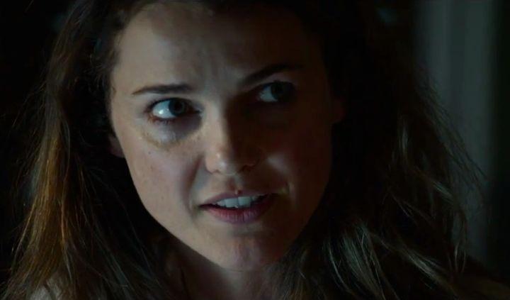 Dark Skies - Oscure presenze: Keri Russell in un momento del film