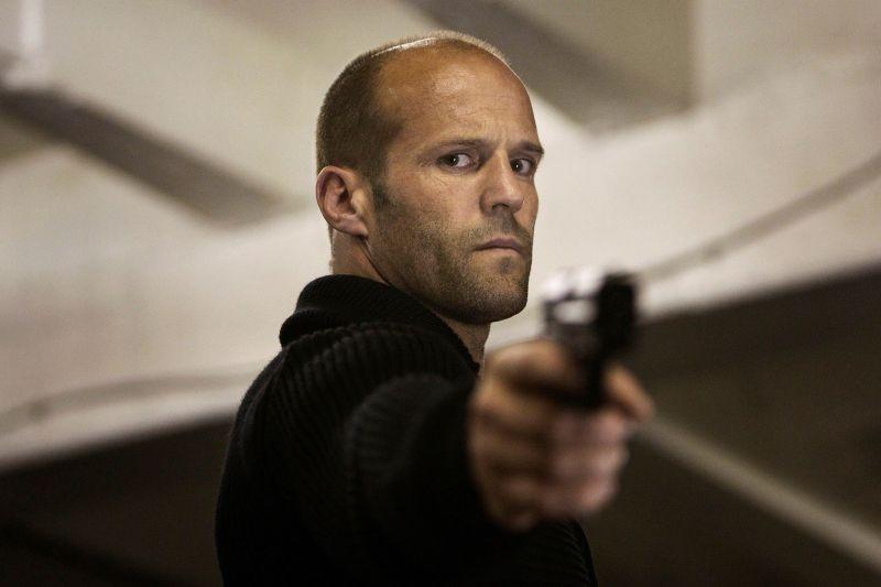 Redemption: Jason Statham in azione in una scena del film