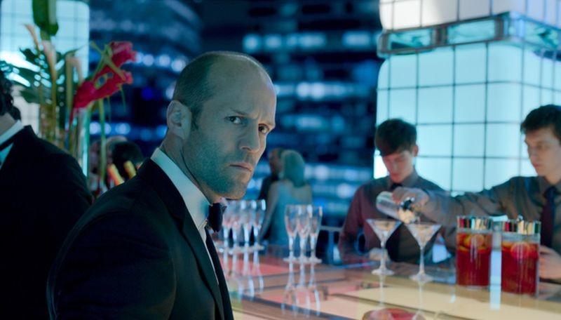 Redemption: Jason Statham in una scena del film