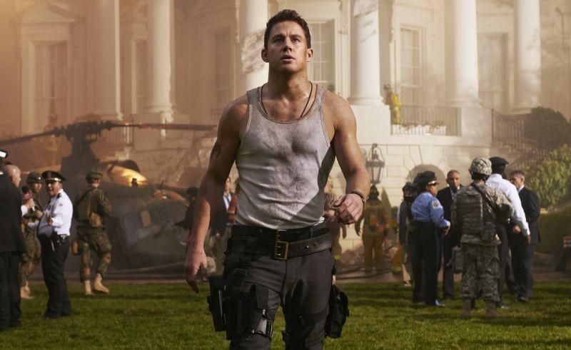 Sotto Assedio - White House Down: Channing Tatum in una scena