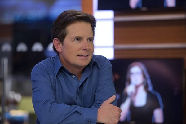 The Michael J. Fox Show: il protagonista in una scena della serie