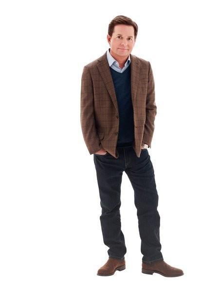 The Michael J. Fox Show: Michael J. Fox in una foto promozionale della serie