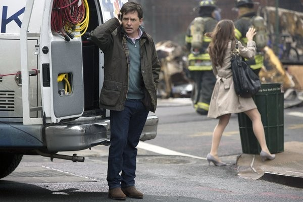 The Michael J. Fox Show: Michael J. Fox in una scena della serie