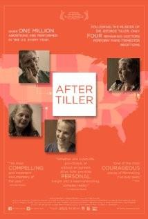 After Tiller: la locandina del film