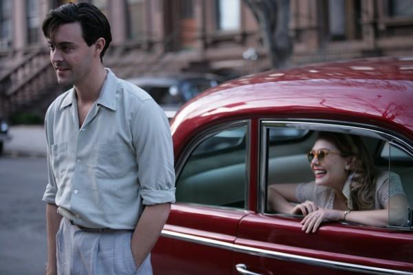 Giovani Ribelli - Kill Your Darlings: un'immagine di Elizabeth Olsen e Jack Huston