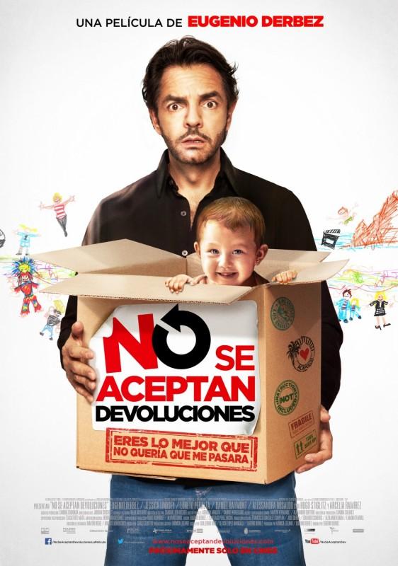 Instructions Not Included: la locandina del film