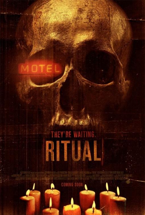 Ritual: nuovo poster del film
