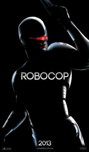 RoboCop: il teaser poster del film