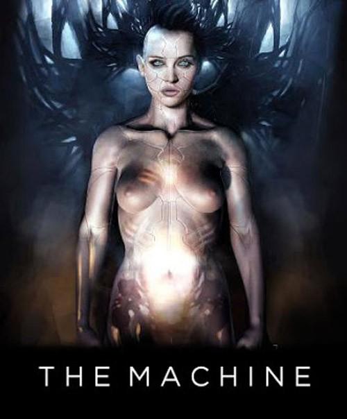 The Machine: la locandina del film