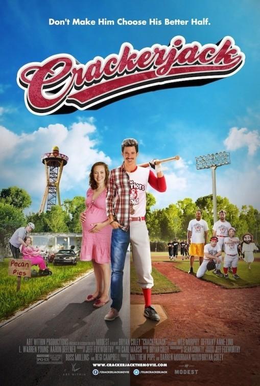 Crackerjack the Movie: la locandina del film