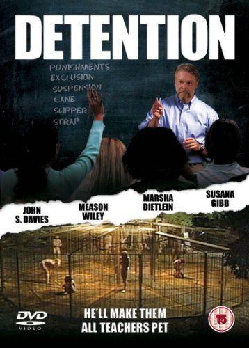 Detention - Learning Curve: la locandina del film