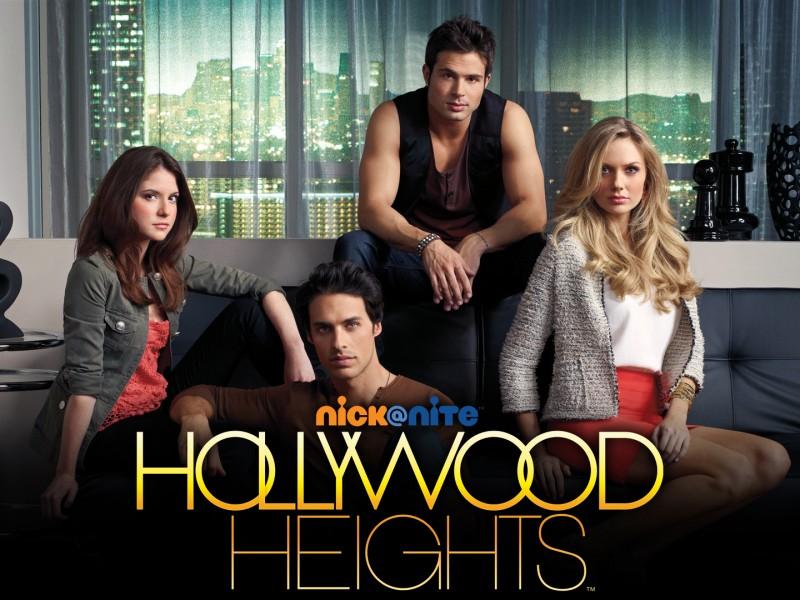 La locandina di Hollywood Heights