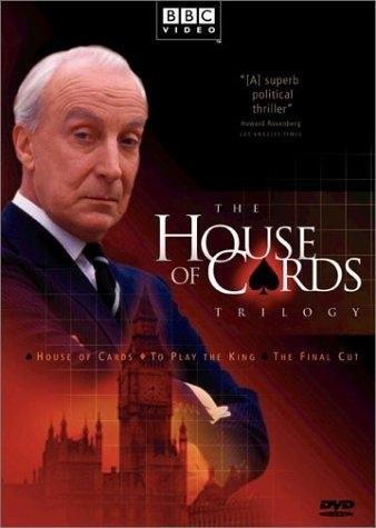 La locandina di House of Cards