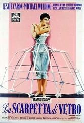La scarpetta di vetro: la locandina del film