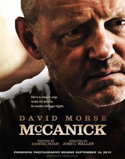 McCanick: la locandina del film