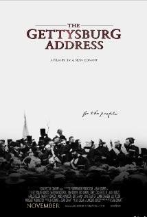 The Gettysburg Address: la locandina del film