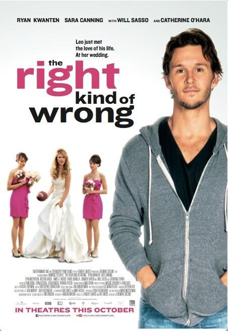 The Right Kind of Wrong: la locandina del film